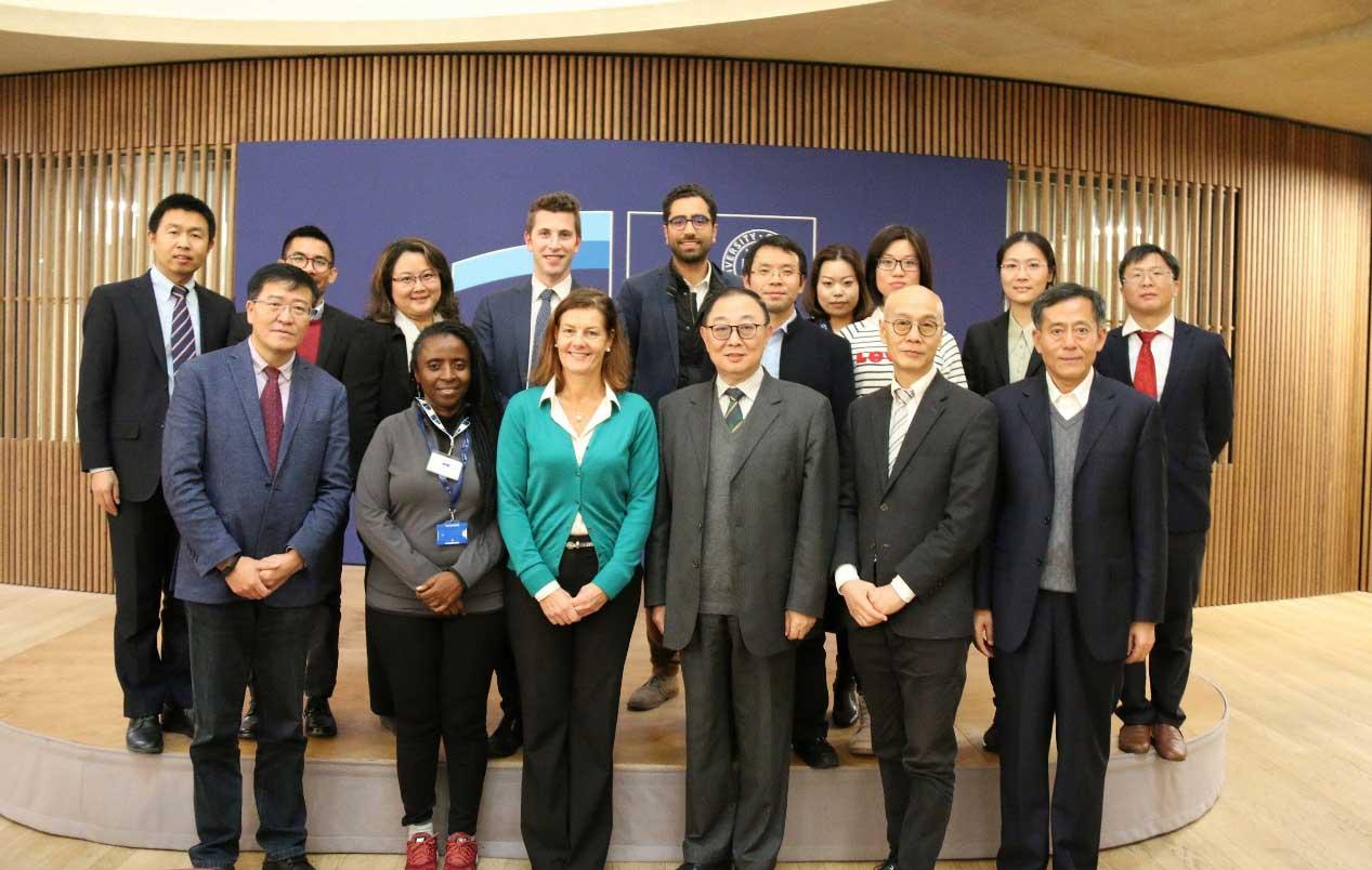 """北京大学:与牛津大学布拉瓦尼克政府学院联合主办的""""比较视野下的国家治理与全球治理""""举行"""