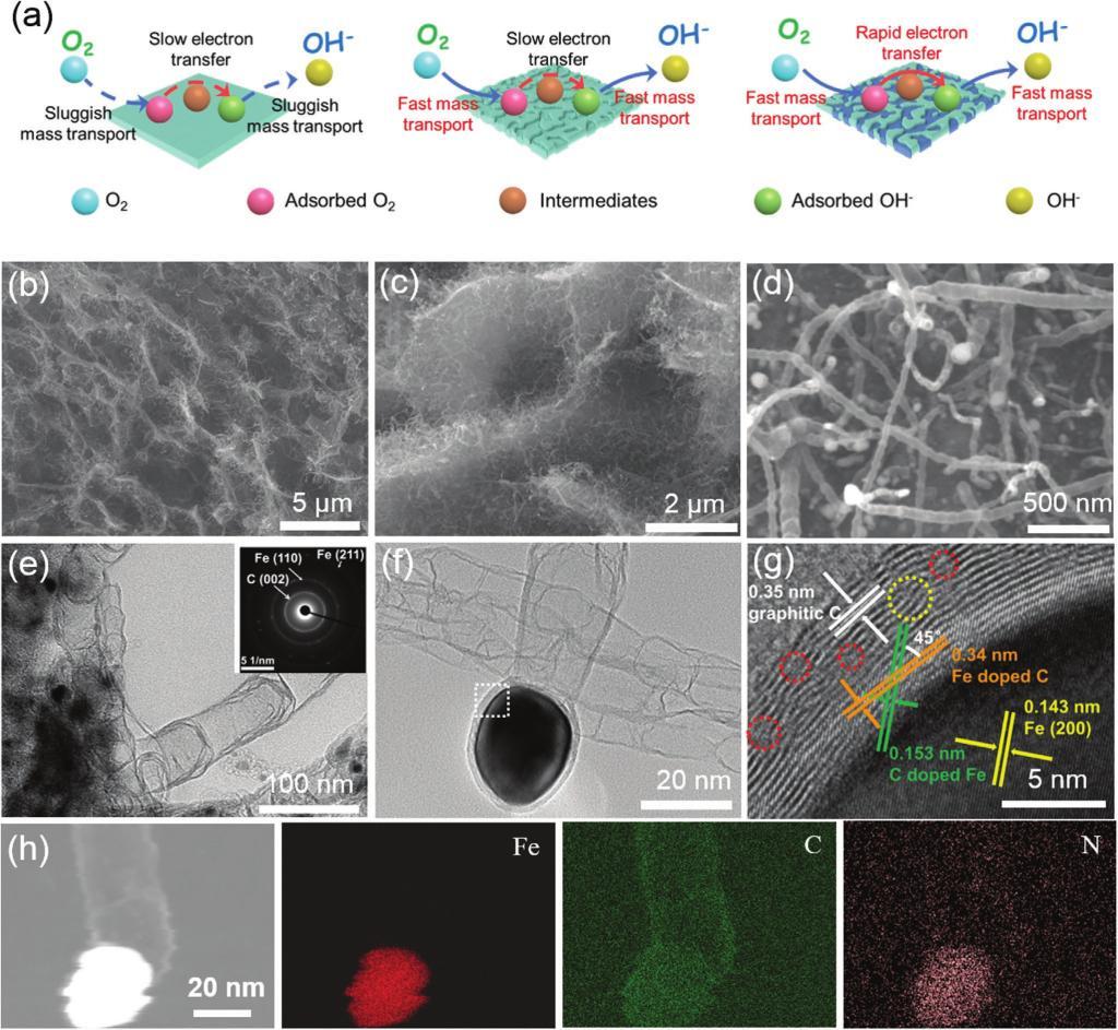 西安交大课题组制备新型催化剂  促进氧还原反应中的电子转移和质量传递