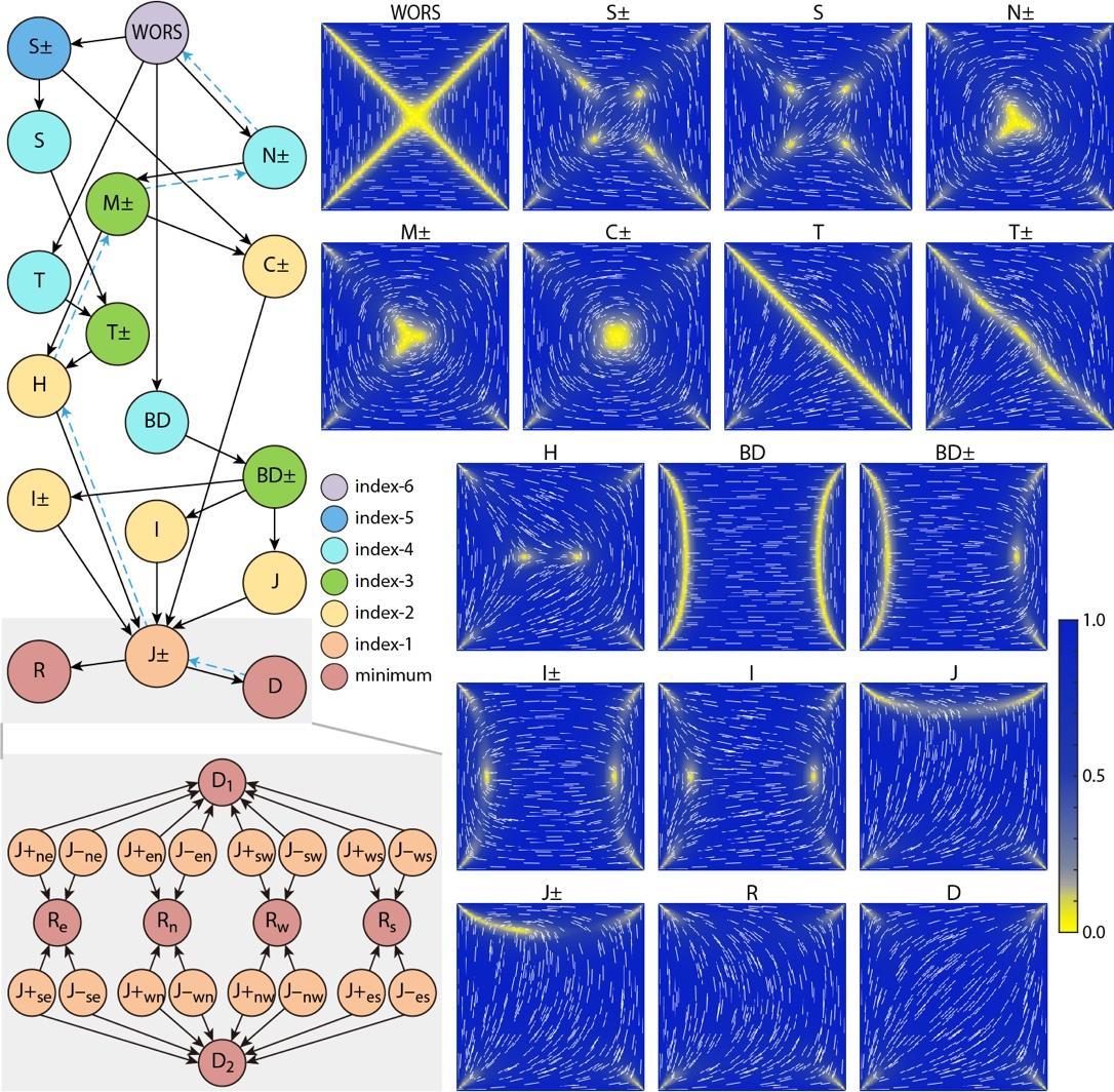 """北京大学张磊与张平文课题组在PRL发表论文提出了构建""""路径图""""的计算方法"""