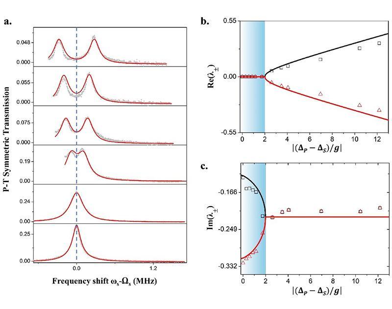 上海交大密西根学院科研团队在单个光学微腔中实现合成维度的反PT对称系统-第2张图片-C9联盟