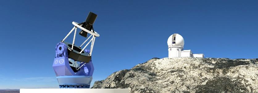 中国科大大视场巡天望远镜项目正式落地