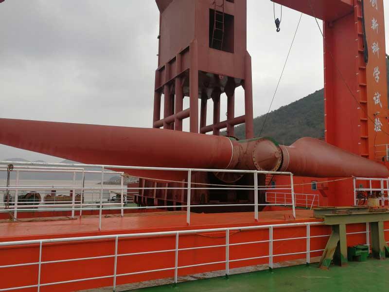 """浙大650千瓦机组在舟山""""复工发电""""-海流发电装备容量国内之最"""