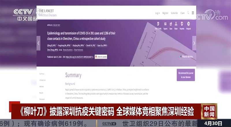 哈工大(深圳)马婷团队与合作者,登上《柳叶刀》,揭示新冠病毒传播特性-第2张图片-C9联盟