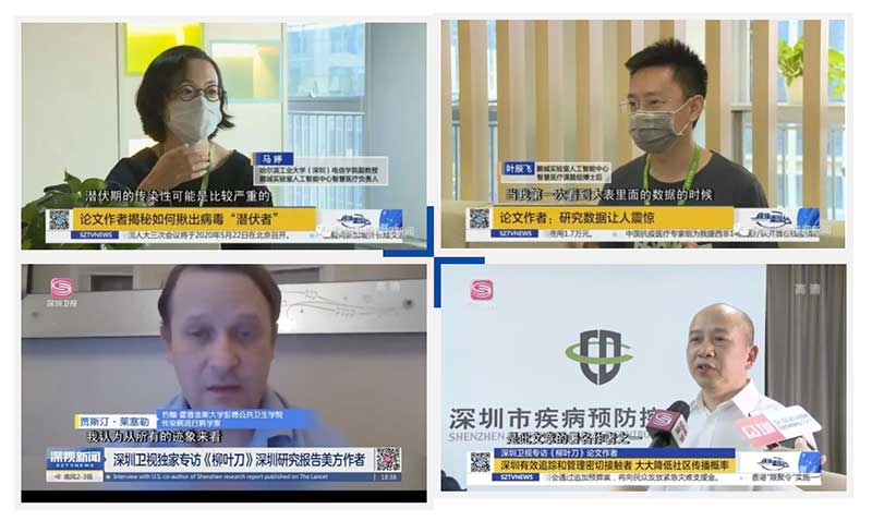 哈工大(深圳)马婷团队与合作者,登上《柳叶刀》,揭示新冠病毒传播特性-第3张图片-C9联盟